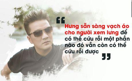 Nhung cau noi roi nuoc mat cua Dam Vinh Hung - Anh 6