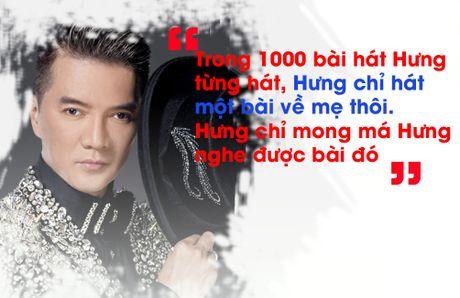 Nhung cau noi roi nuoc mat cua Dam Vinh Hung - Anh 8
