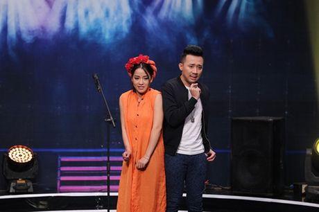 Tran Thanh doi cung co gai nay 'dap chet' Hari Won - Anh 1