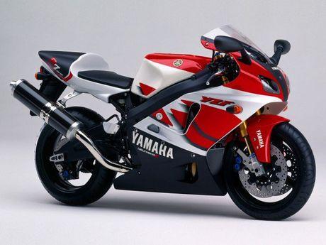 Top 10 mau xe the thao noi tieng cua Yamaha - Anh 1