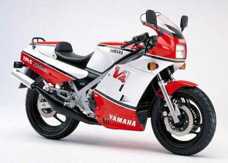 Top 10 mau xe the thao noi tieng cua Yamaha - Anh 2