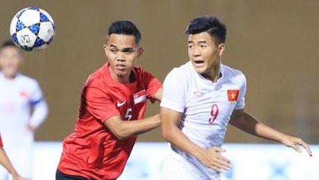 U21 Viet Nam vs U21 Myanmar: Khoi dau thuan loi? - Anh 1
