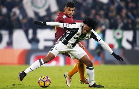 Juventus vuot ai Roma nho 'diem nhan' Higuain - Anh 1