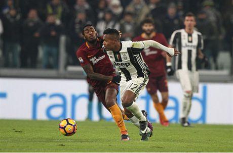 Juventus vuot ai Roma nho 'diem nhan' Higuain - Anh 4