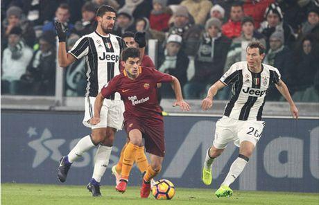 Juventus vuot ai Roma nho 'diem nhan' Higuain - Anh 5
