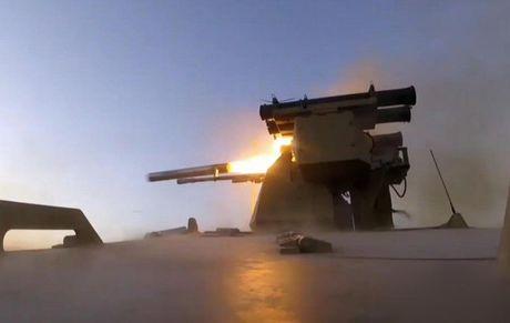 Robot chien tranh Nga da o Syria, phien quan IS coi chung - Anh 5