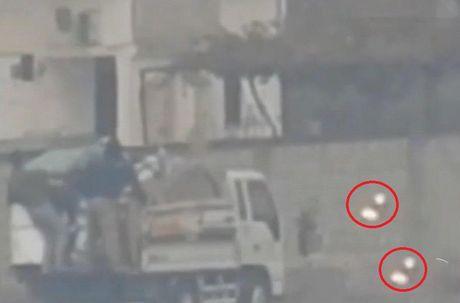 Robot chien tranh Nga da o Syria, phien quan IS coi chung - Anh 6