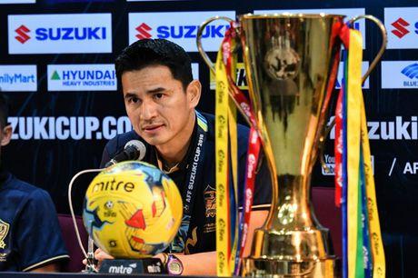 Tuyen Thai Lan lan thu 5 vo dich Dong Nam A: 'Sau AFF Cup se la World Cup' - Anh 1
