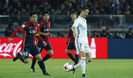TRUC TIEP Real Madrid 1-0 Kashima Antlers: Benzema lap cong - Anh 1