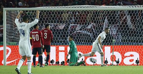 TRUC TIEP Real Madrid 1-0 Kashima Antlers: Benzema lap cong - Anh 2