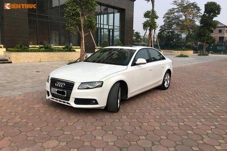 Audi A4 doi 2008 gia chi 785 trieu dong tai Ha Noi - Anh 2