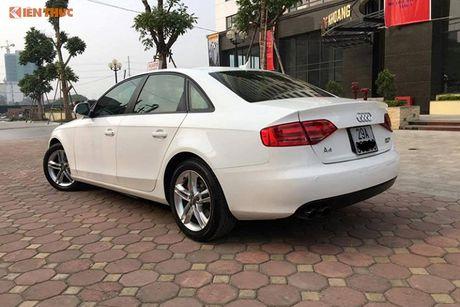 Audi A4 doi 2008 gia chi 785 trieu dong tai Ha Noi - Anh 5