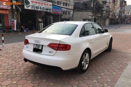 Audi A4 doi 2008 gia chi 785 trieu dong tai Ha Noi - Anh 6