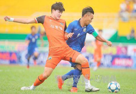 Khai mac giai U21 quoc te bao Thanh Nien cup Clear Men 2016 - Anh 1
