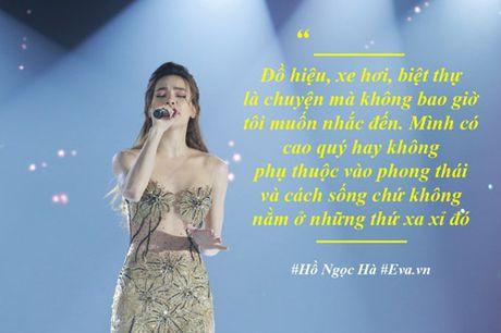 "Ho Ngoc Ha - Ngoc Trinh: 2 thai cuc trai dau, cung gay xon xao vi mot chu ""Tinh"" - Anh 2"