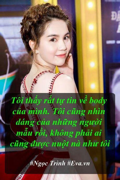 "Ho Ngoc Ha - Ngoc Trinh: 2 thai cuc trai dau, cung gay xon xao vi mot chu ""Tinh"" - Anh 4"