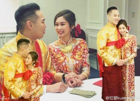 Hoa dan TVB bat ngo to chuc dam cuoi tai nha tho o Canada - Anh 2