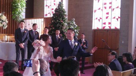 Hoa dan TVB bat ngo to chuc dam cuoi tai nha tho o Canada - Anh 4