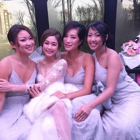 Hoa dan TVB bat ngo to chuc dam cuoi tai nha tho o Canada - Anh 8