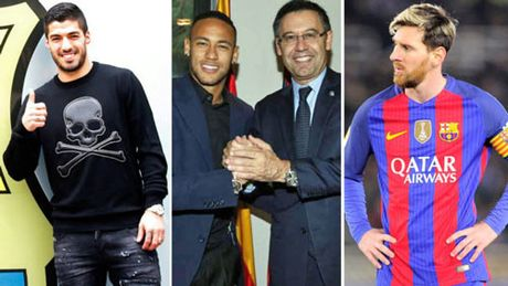 Barcelona: Giu Messi, khoc tham trong niem vui - Anh 1