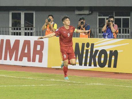 Doi hinh tieu bieu AFF Cup: Vinh danh Cong Vinh, Van Thanh - Anh 1