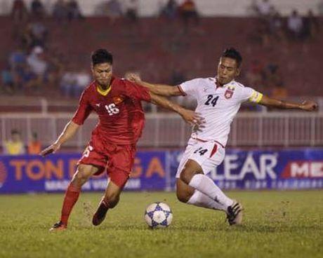 U21 Viet Nam - U21 Myanmar: Phut bu gio nghiet nga - Anh 1