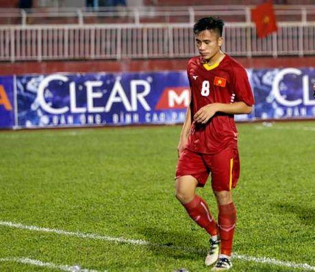 Giai U21 quoc te: U21 Viet Nam con 50% co hoi vao ban ket - Anh 1