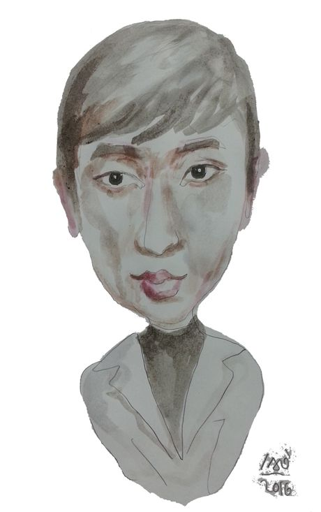 Hoang Rob: Tay ngang violin may man - Anh 2