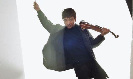 Hoang Rob: Tay ngang violin may man - Anh 3
