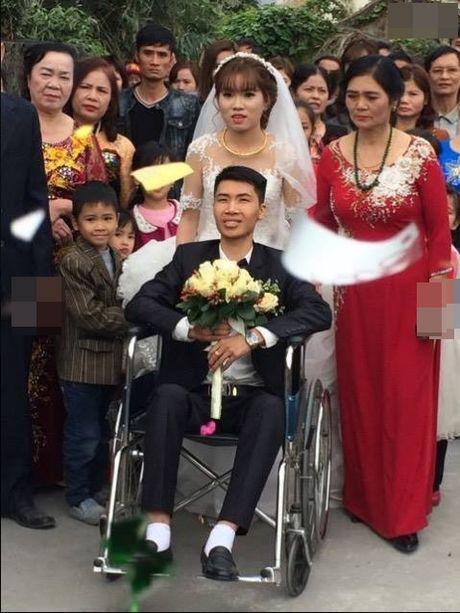Co gai xinh cuoi chang trai gay 2 chan o Quang Ninh gay cam dong - Anh 2