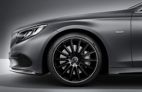 Mercedes-Benz S-Class Coupe se co 3 phien ban dac biet Night Edition - Anh 3