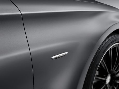 Mercedes-Benz S-Class Coupe se co 3 phien ban dac biet Night Edition - Anh 4