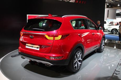 Kia Sportage GT Line 2017 them tuy chon dong co va hop so - Anh 3