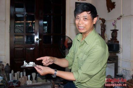 Nha nghien cuu Dao Tam Tinh va hanh trinh nhat nhanh ky uc chien tranh - Anh 1