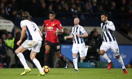 Man United danh bai West Brom nho cu dup cua Ibrahimovic - Anh 4