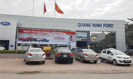 Quang Ninh Ford gap rac roi vi chat luong dich vu sua chua - Anh 1