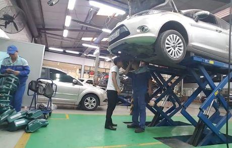 Quang Ninh Ford gap rac roi vi chat luong dich vu sua chua - Anh 3