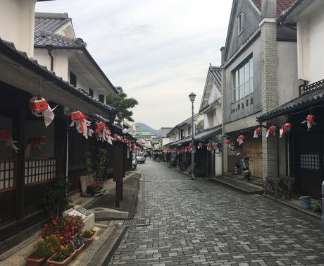 Nhung diem den hap dan bac nhat tai tinh Yamaguchi, Nhat Ban - Anh 1