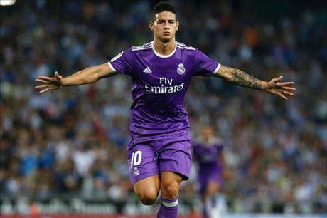 Chelsea nham James Rodriguez thay Oscar - Anh 2