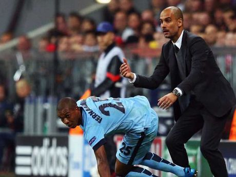 Guardiola gap kho! - Anh 1
