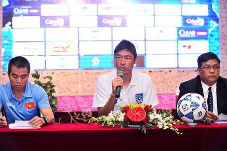 Giai U-21 quoc te bao Thanh Nien: Cang ngay tu dau - Anh 1
