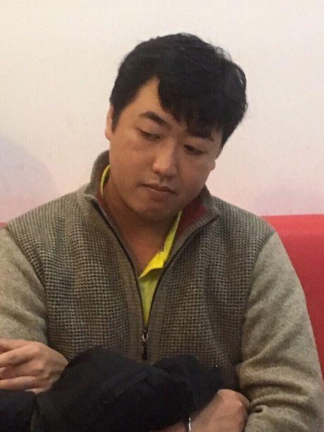 Da bat duoc nghi can dung sung cuop Ngan hang BIDV Hue - Anh 1