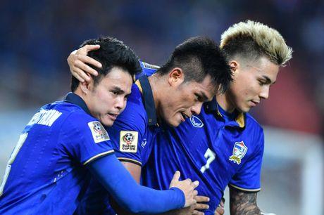 Thai Lan an ui cau thu Indonesia sau chung ket AFF Cup - Anh 6