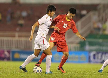 'U21 Viet Nam da nhu the la tuyet voi' - Anh 1