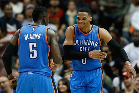 NBA: Russell Westbrook dat cot moc lich su voi 50 cu triple-double - Anh 1