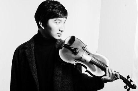 Hoang Rob: Kieu hanh voi violin - Anh 1