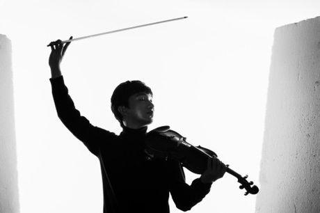 Hoang Rob: Kieu hanh voi violin - Anh 2