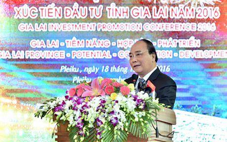 Thu tuong: Chinh quyen Gia Lai phai 'ba cung' voi nha dau tu - Anh 1
