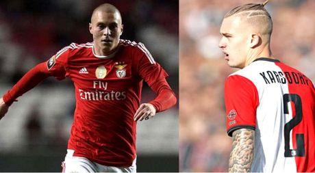Man United hoi mua hau ve Feyenoord va Benfica - Anh 1