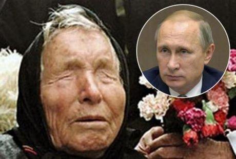 Vanga, Nostradamus tien doan Putin lap lai trat tu the gioi - Anh 2